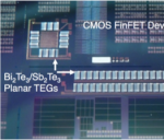 thermoelectric-on-cmos